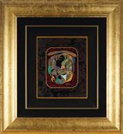 Sale 8878 - Lot 2082 - Martiros Manukian - Untitled 85 x 79cm (frame size)