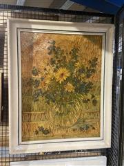 Sale 8888 - Lot 2085 - Vintage Decorative Print