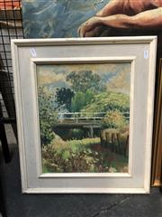 Sale 8797 - Lot 2038 - Artist Unknown - Country Spring oil on canvas board,  52 x 44.5cm, unsigned