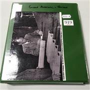 Sale 8863S - Lot 56 - Green Folder with 80+ Autographs, mostly Australian players, including Siddle, Warner, Haddin, Clarke, Bill Brown (6), Benaud, Jenne...