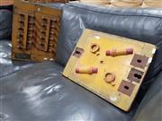 Sale 8826 - Lot 1063 - Pair of Industrial Moulds