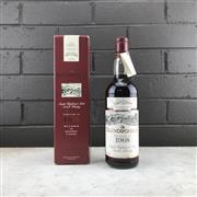 Sale 9079W - Lot 841 - 1968 The Glendronach Distillery 25YO Sherry Cask Single Highland Malt Scotch Whisky - cask no. 17, bottle no. 151/493, 43% ABV, 750m...